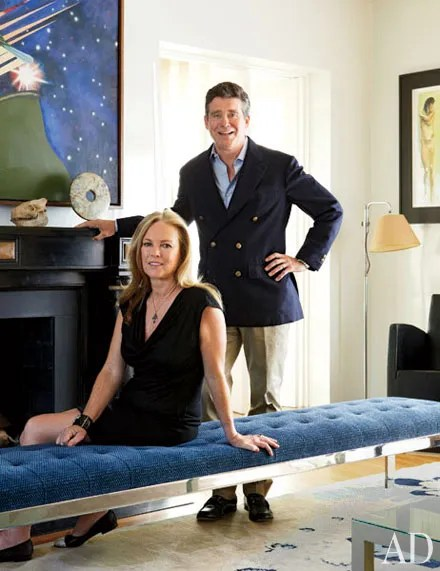 Lifestyle Decor Jay Mcinerney And Anne Hearst's Manhattan Home