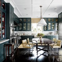 Painted Kitchen Cabinets | Architectural Digest