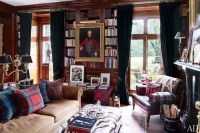 Lush Velvet Rooms from the Pages of AD Photos