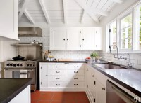 Black Kitchen Countertops Inspiration Photos ...