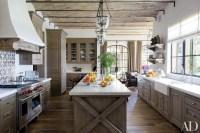 13 Alluring Modern Farmhouse Kitchens Photos ...