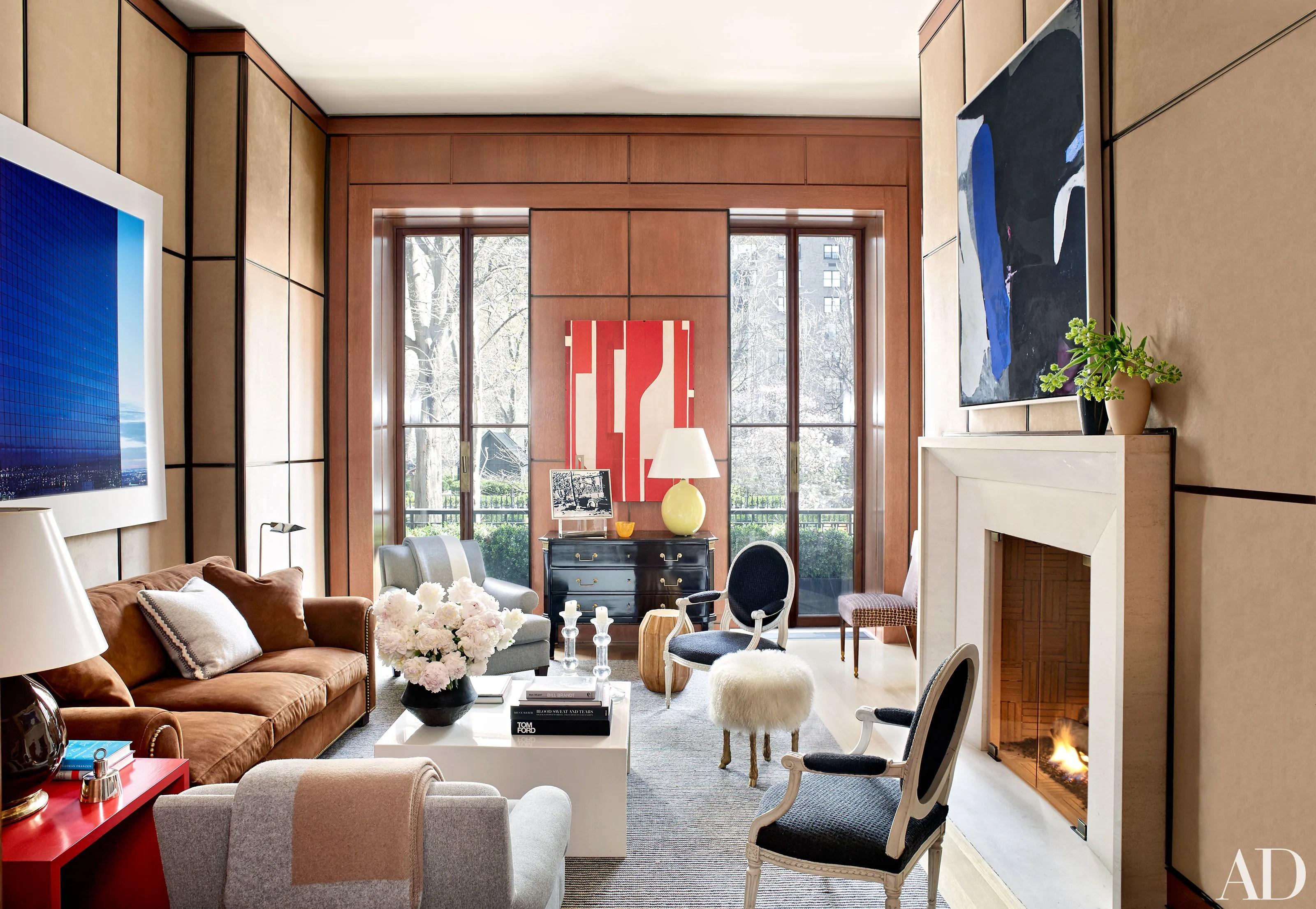 Tour A Gramercy Park Triplex Designed By Eric Cohler