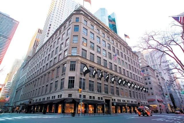 History Of New York Department Stores Including History Of
