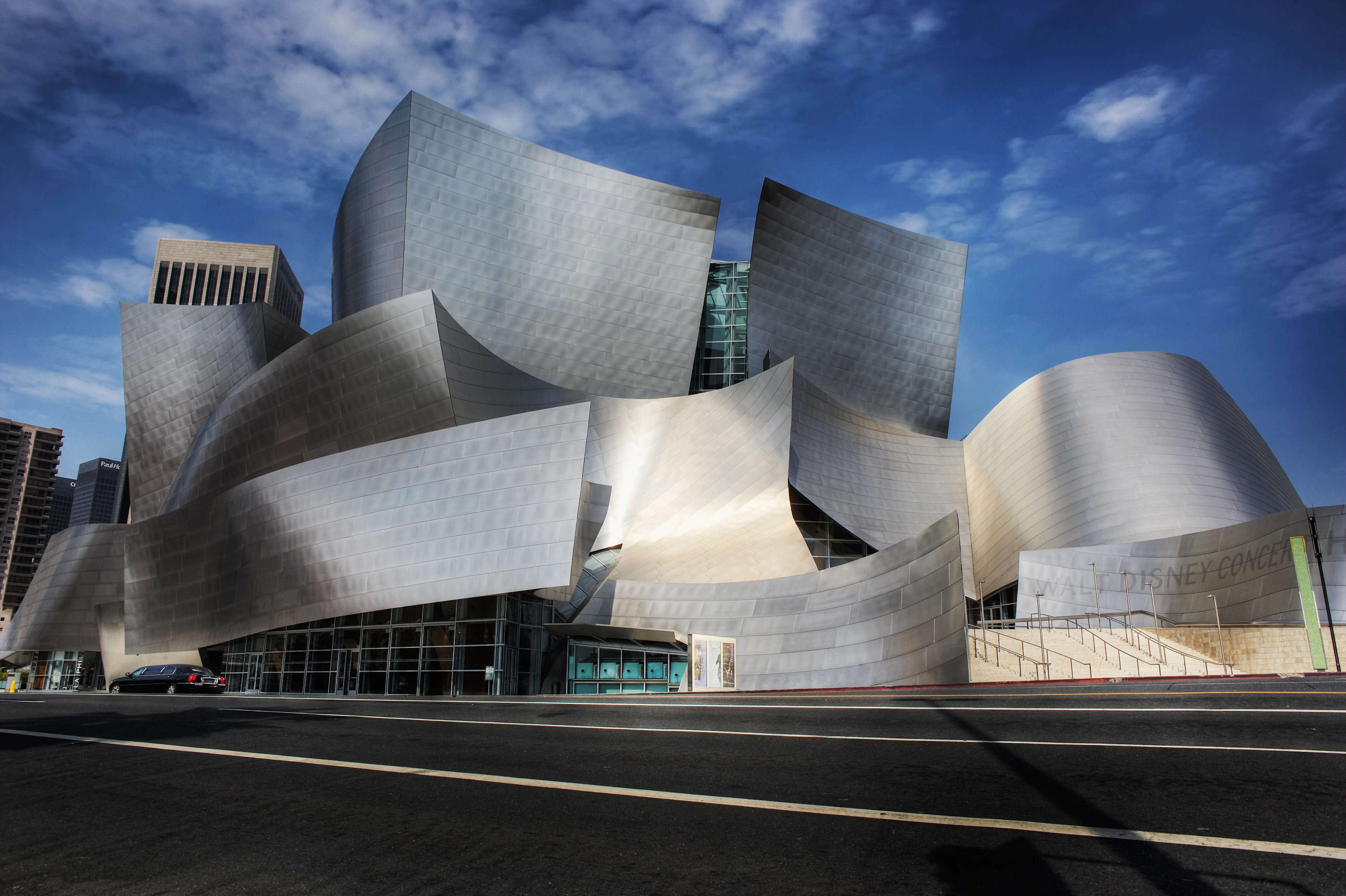 Best La Architecture Photos Architectural Digest
