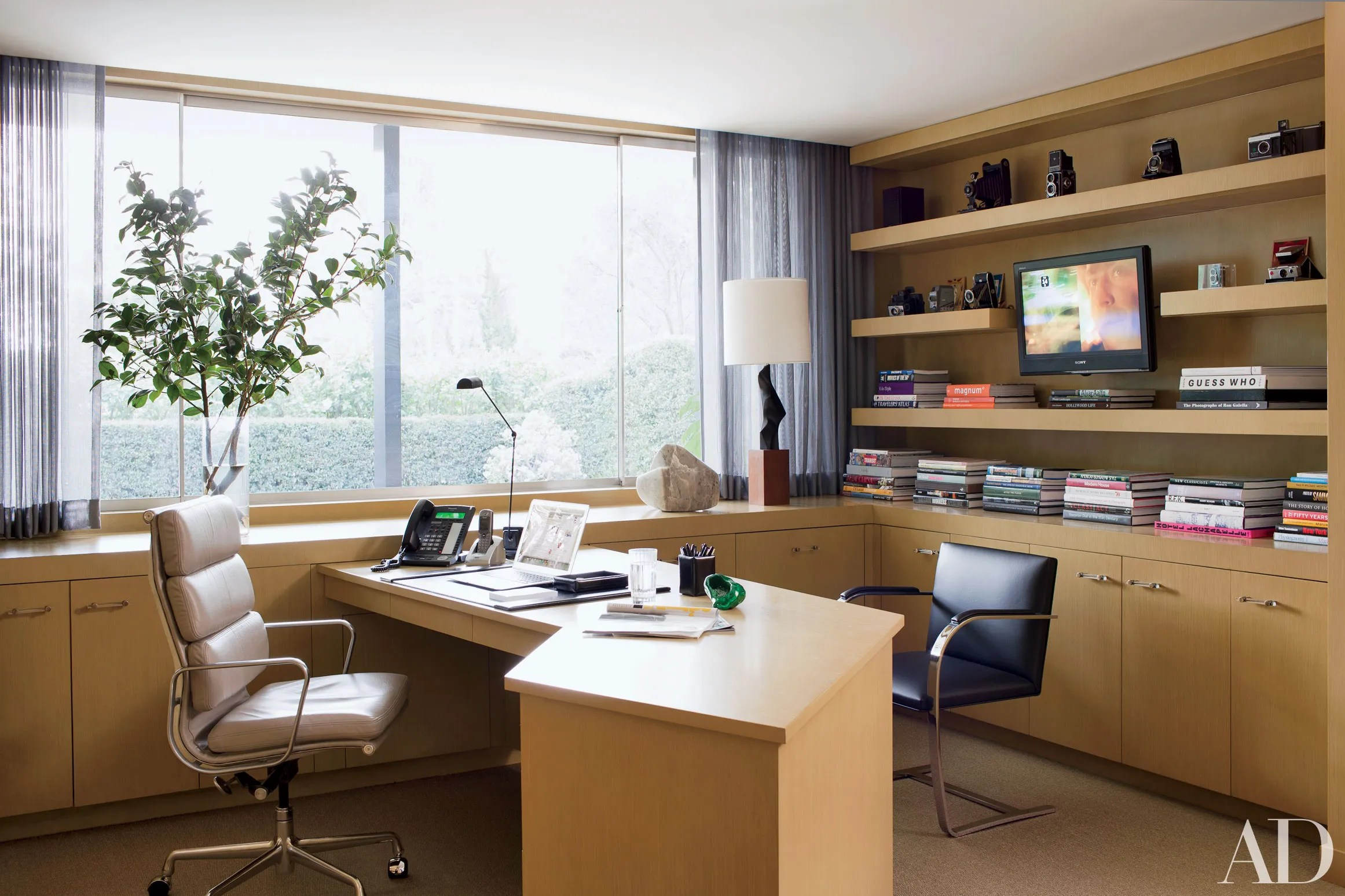 Eames Chairs Reproduction 23 Home Office Design Ideas That Will Inspire Productivity