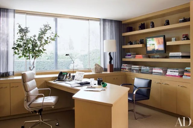 50 Home Office Design Ideas That Will Inspire Productivity Photos - home office design ideas
