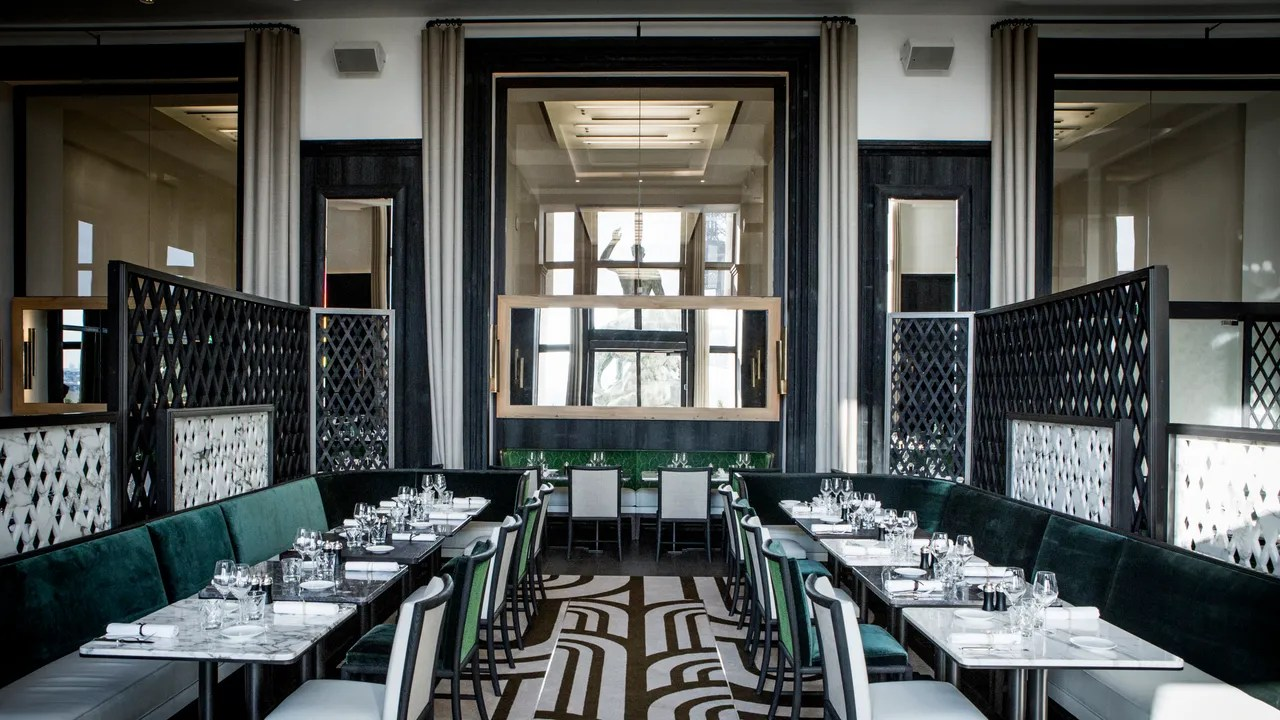 Resto Dans Paris 15 Supremely Stylish Restaurants In Paris Architectural Digest