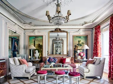 7 Classic Home Decor Elements Every Traditional House Should Have Architectural Digest