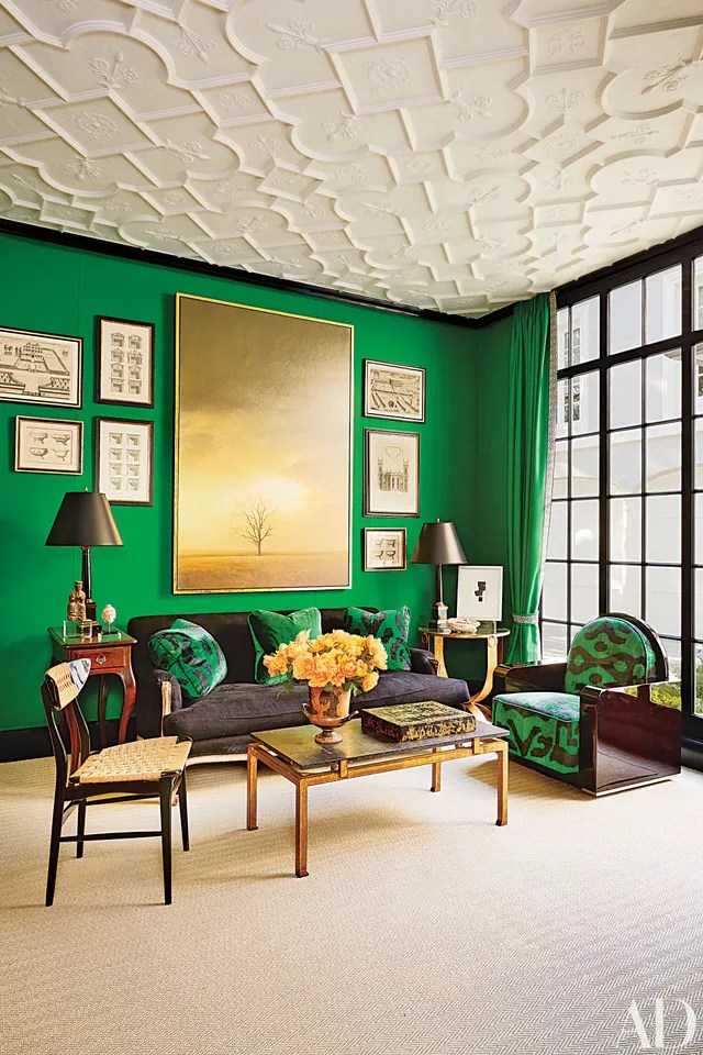 How to Add Art Deco Style to Any Room Photos Architectural Digest - art for living room