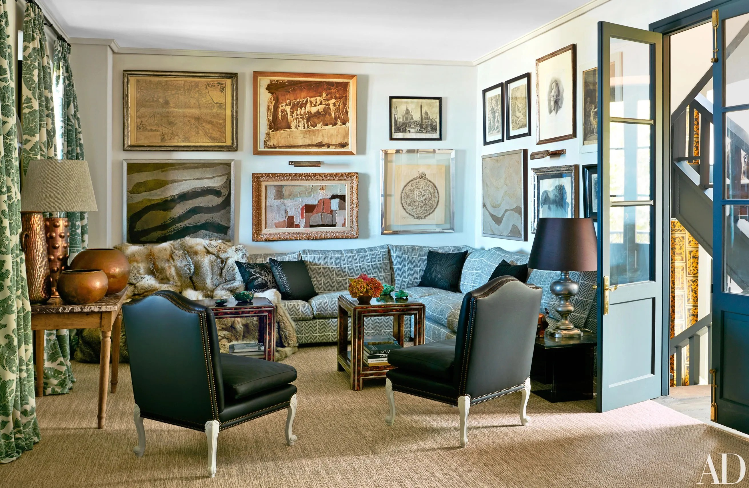 Modern Decor Home Decor Ideas Mixing Antique Furniture And