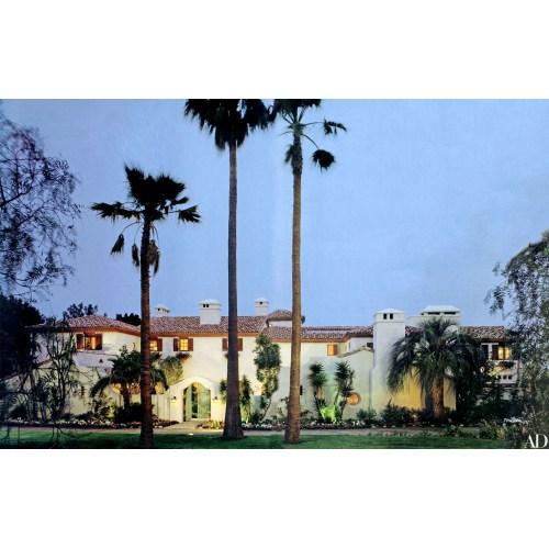 Medium Crop Of Steven Spielberg House