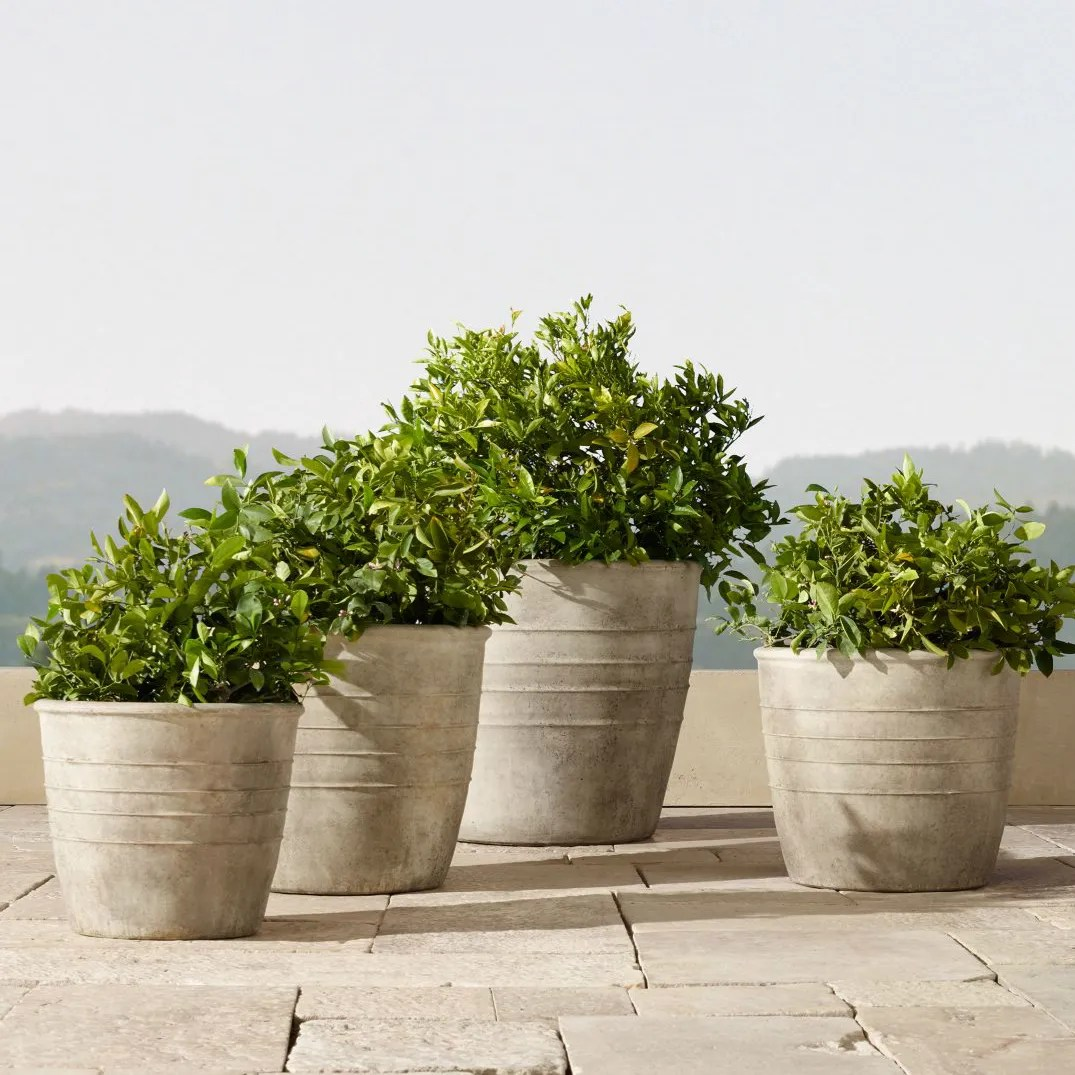 Outdoor Planters Near Me 32 Stylish Outdoor Planters To Perk Up Your Garden Or Patio