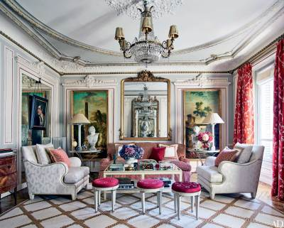 26 Living Room Ideas from the Homes of Top Designers ...