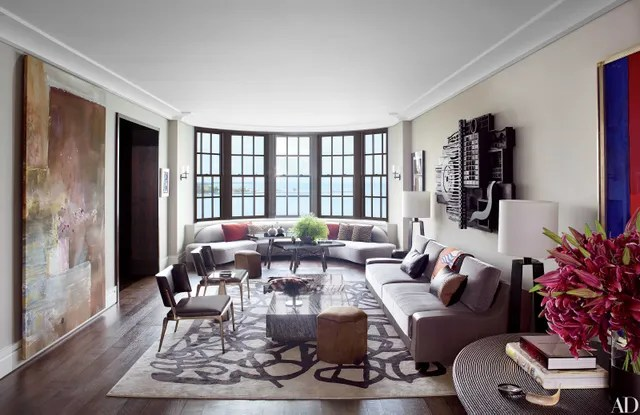 31 Living Room Ideas from the Homes of Top Designers Photos - the living room center