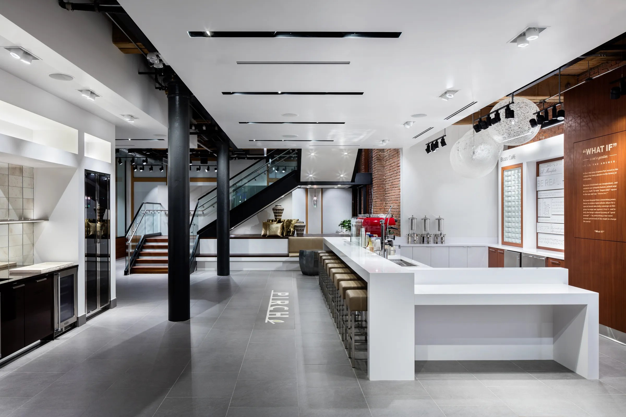 Kitchen Design Soho Nyc Home Showroom Pirch Opens In New York Architectural Digest