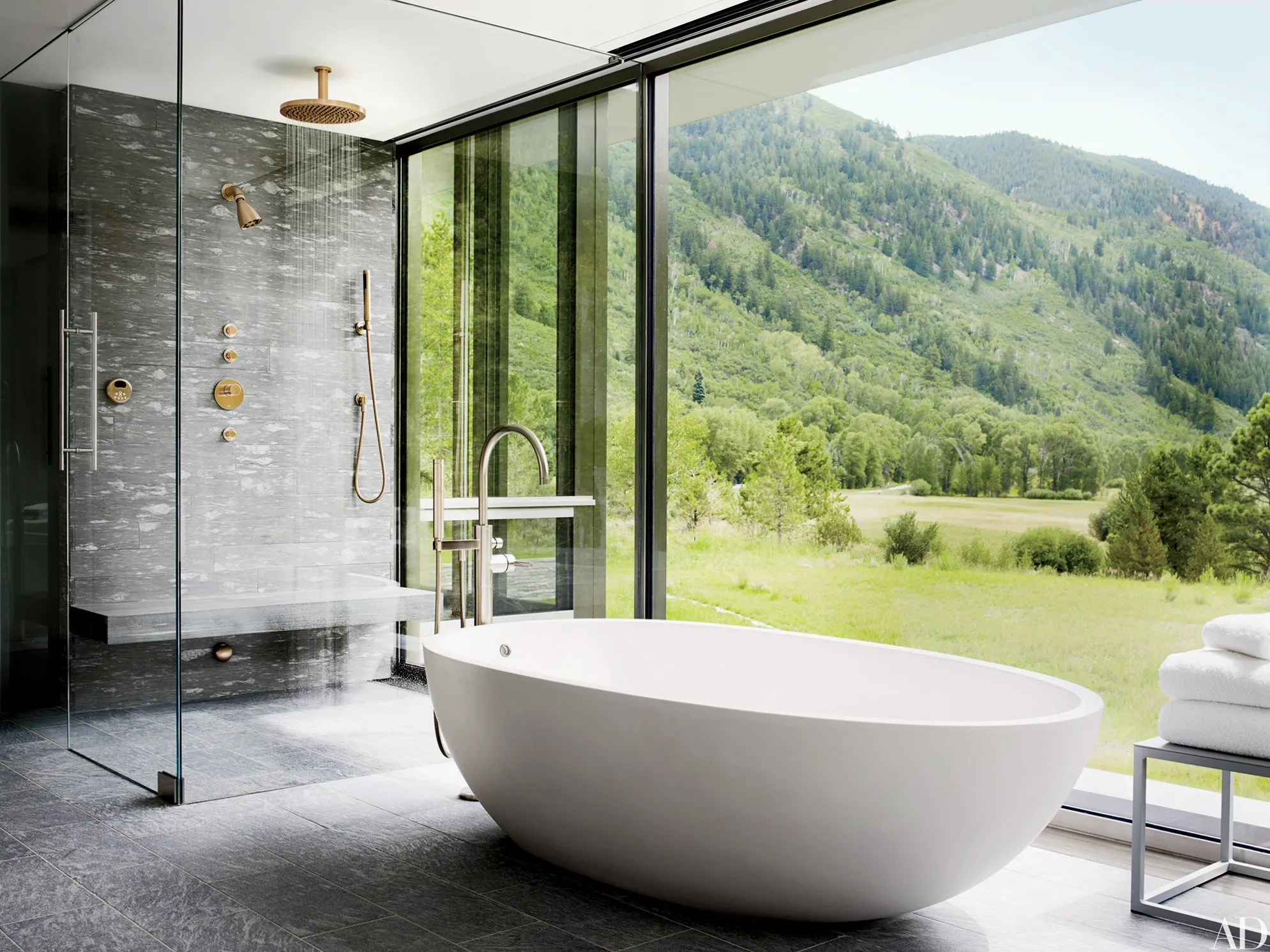 46 Bathroom Design Ideas To Inspire Your Next Renovation Architectural Digest