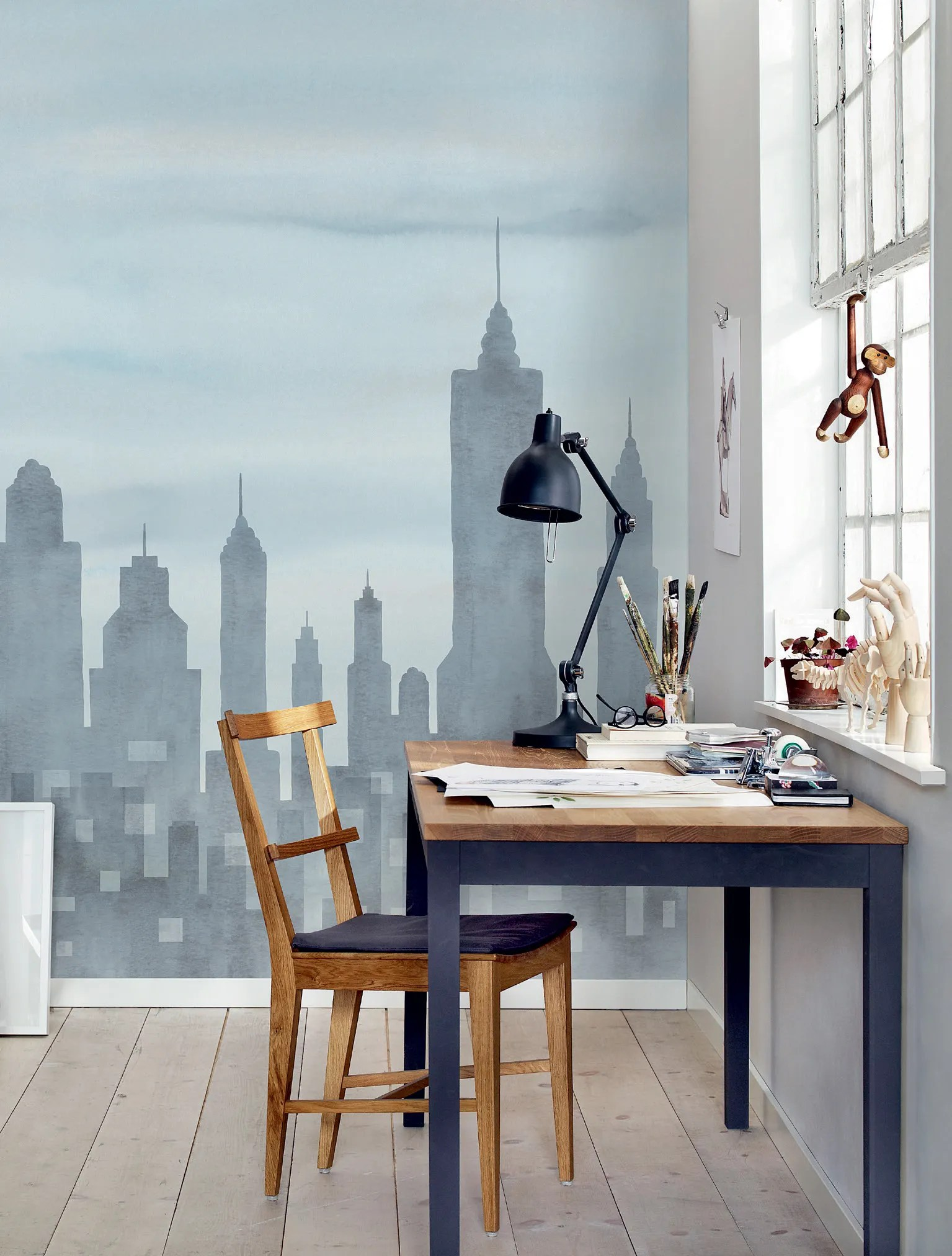Wallpaper Ruang Kerja 5 Simple Ways To Give Your Home A Makeover Photos