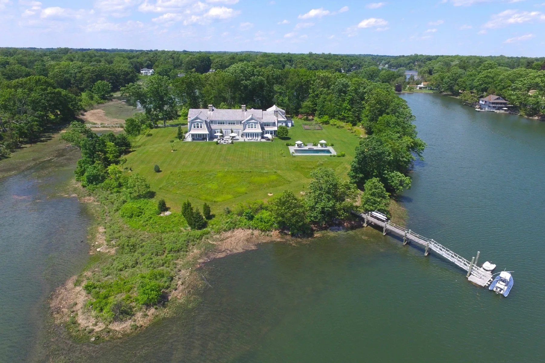 Couchtisch Long Island Own A Private Island Home On The Long Island Sound For $17