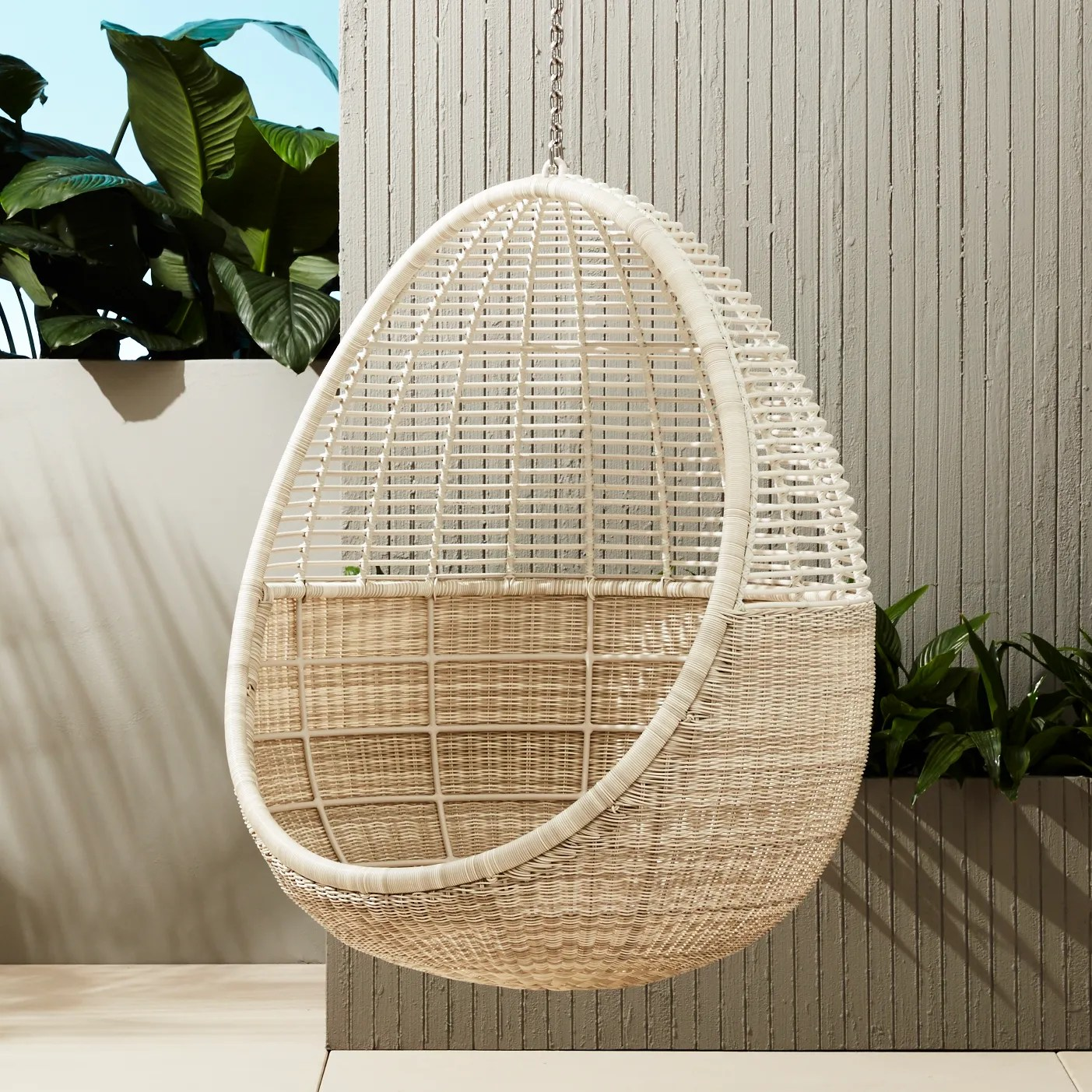 Hanging Outdoor Chairs 11 Hanging Chairs You Ll Never Want To Get Out Of Architectural