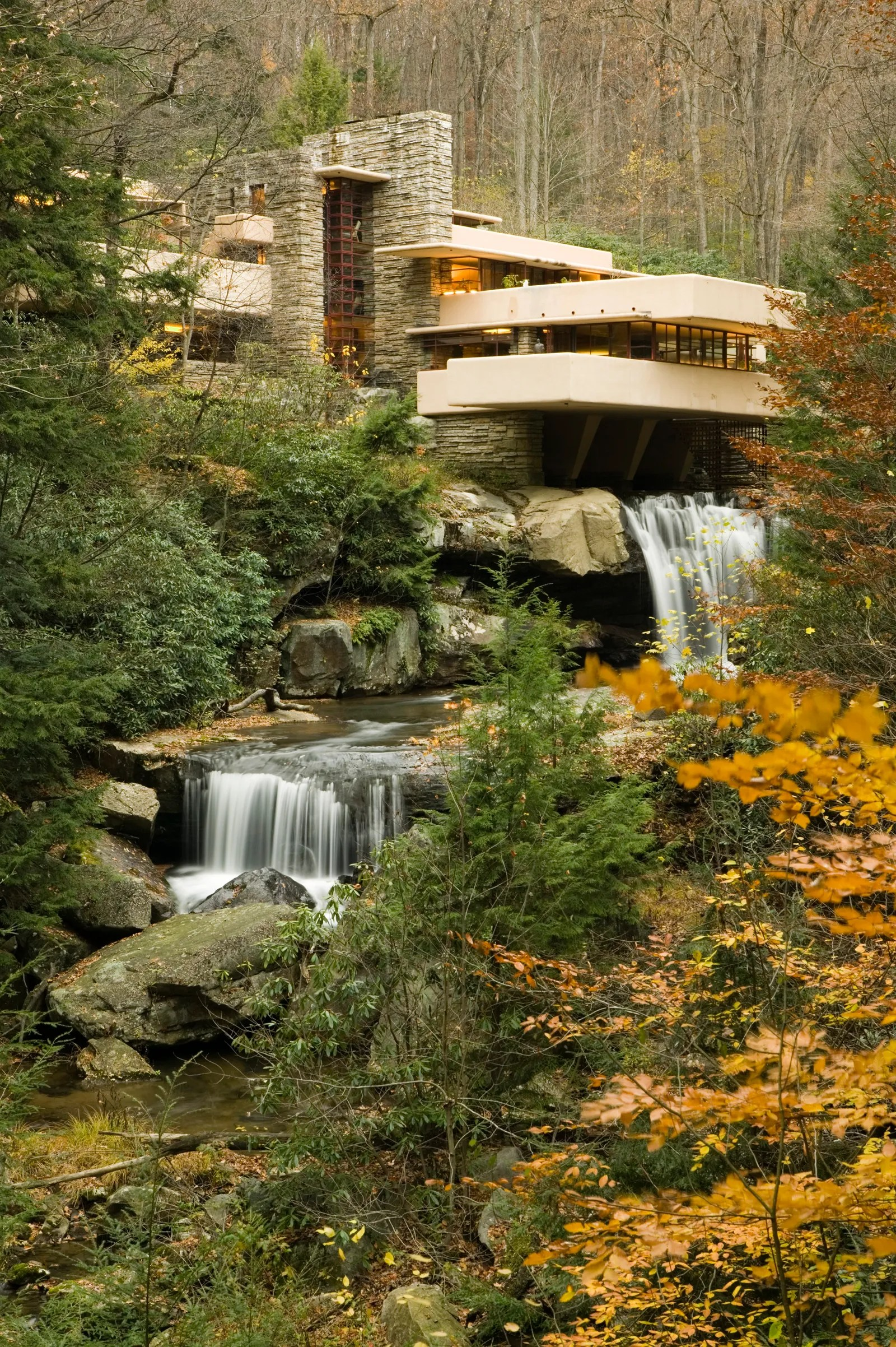 Falling Water House Usa 5 Examples Of Iconic Modern Architecture That Have Serious Flaws