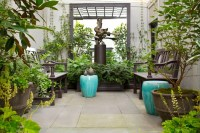 An Unused Outdoor Space Is Transformed into a Garden Oasis ...