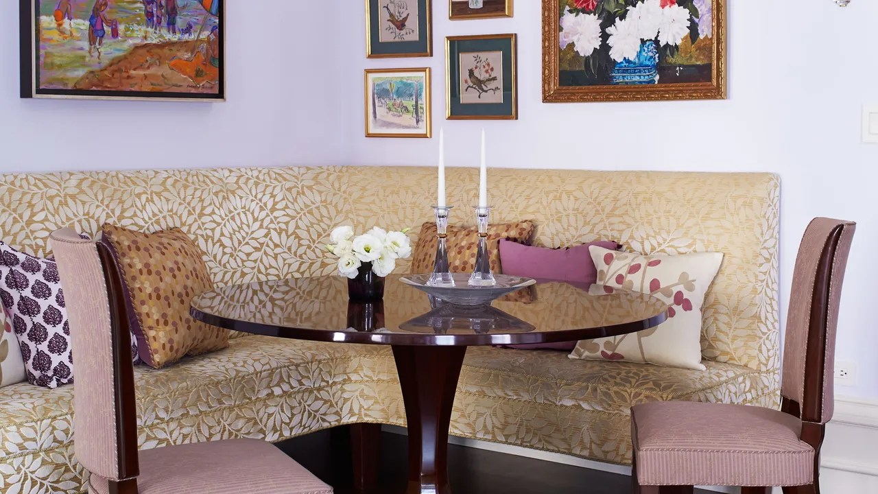 Petite Banquette Design 2 Designers Face Off Is Banquette Seating In The Kitchen A Do Or