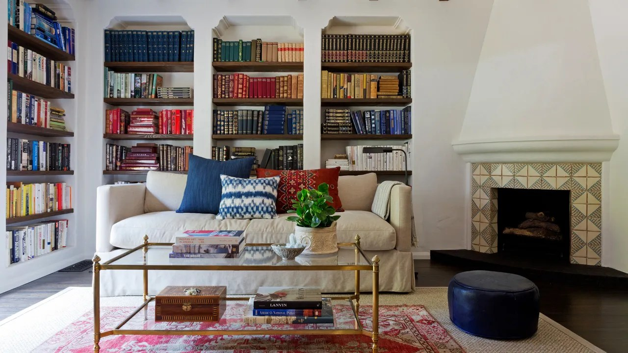 Spanish Revival Interior Design House Tour A Stunning Spanish Colonial Revival In Beverly Hills