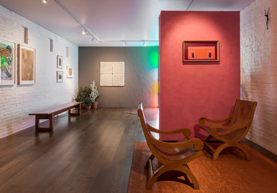 Muebles House Mexican Architect Luis Barragán Takes The Spotlight At