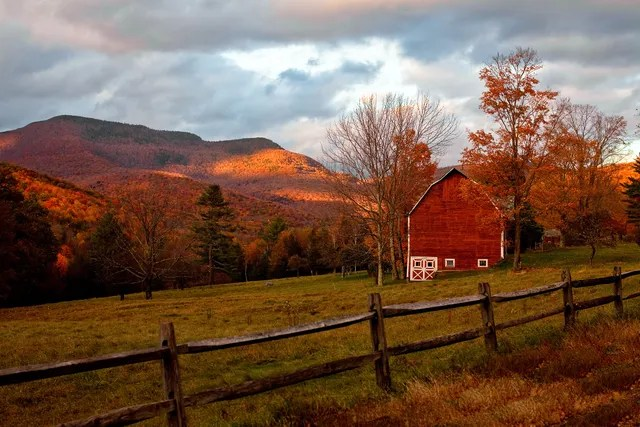 New England Fall Themed Wallpaper Best Destinations For Fall Foliage Photos Architectural