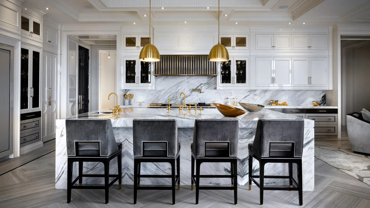 Small Kitchen Design Toronto An Ultra Luxurious 50 Million Canadian Home That S Anything But