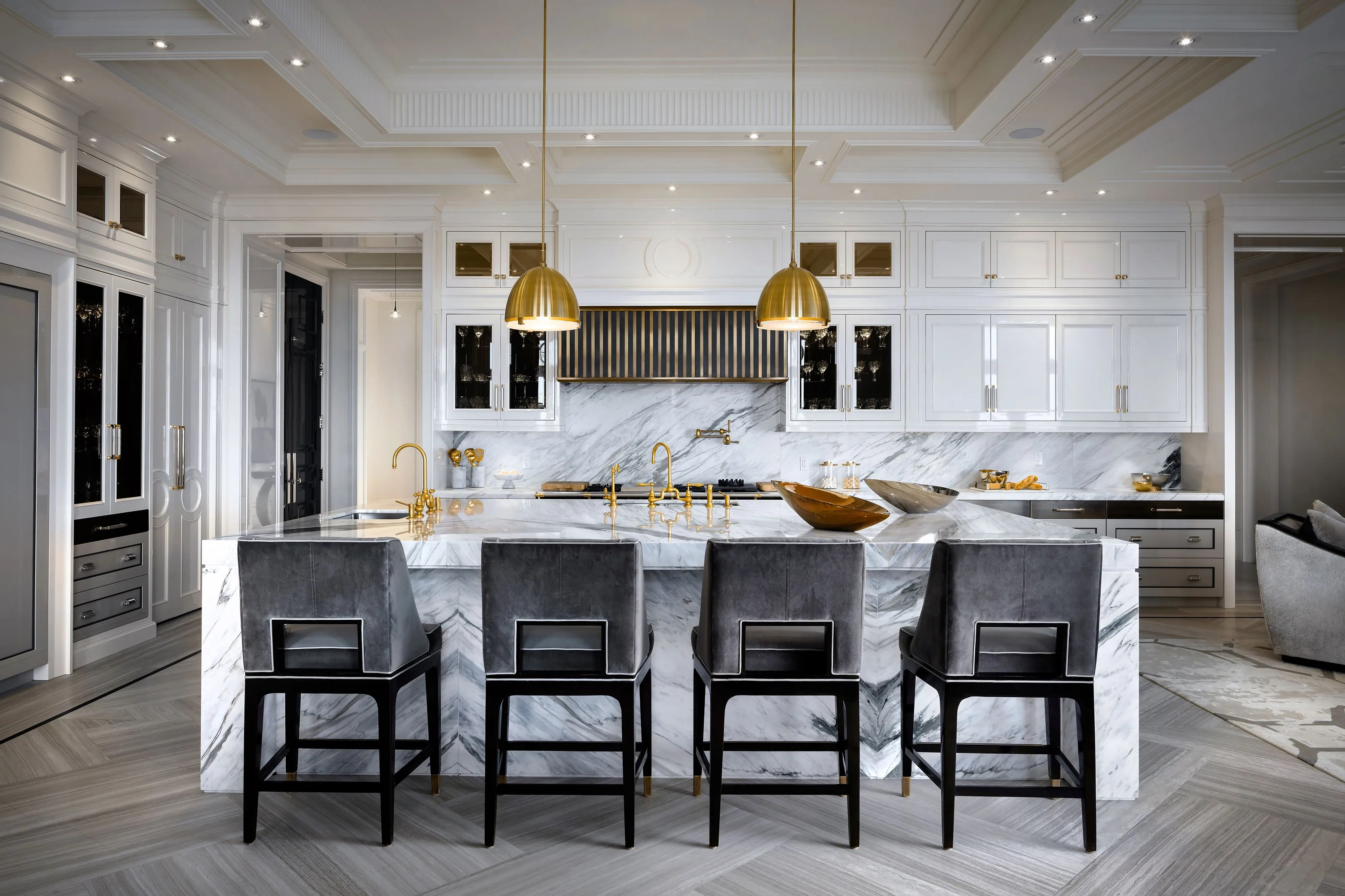 Kitchen Design Ideas Canada An Ultra Luxurious 50 Million Canadian Home That S Anything But