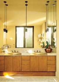 18 Great Ideas for Bathroom Double Vanities Photos ...