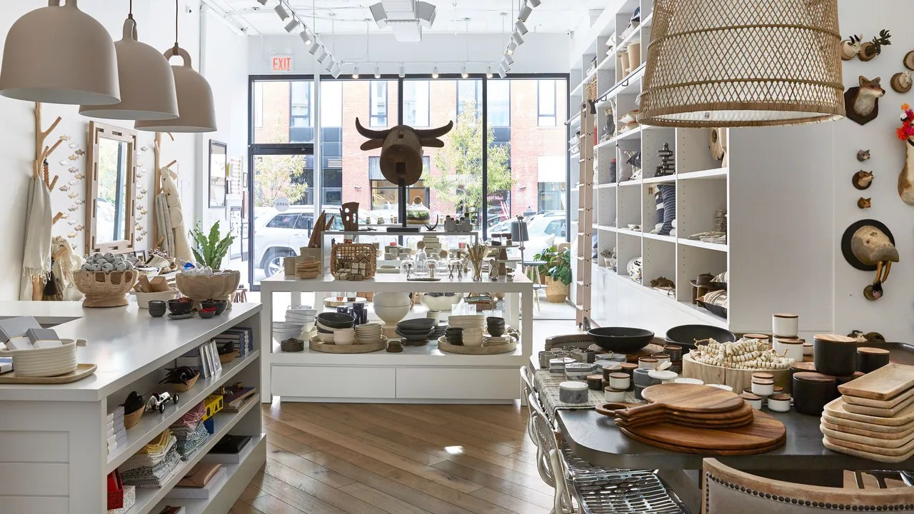 Shop Home The Brooklyn Home Store That Lets You Shop Like An Interior