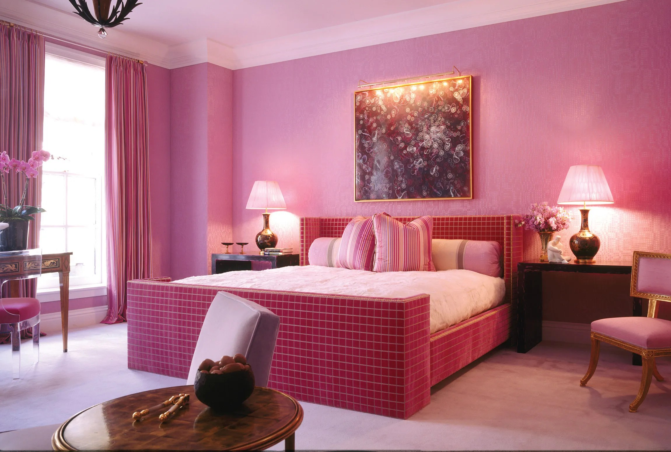 Image Room Decoration 7 Must Follow Steps For Decorating With Pink Architectural