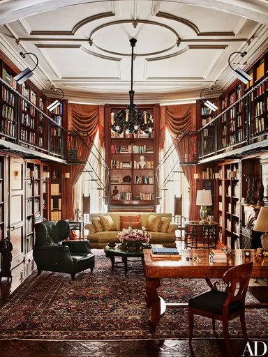 Our Most Popular Home Library Design and Why We Love It - home library design