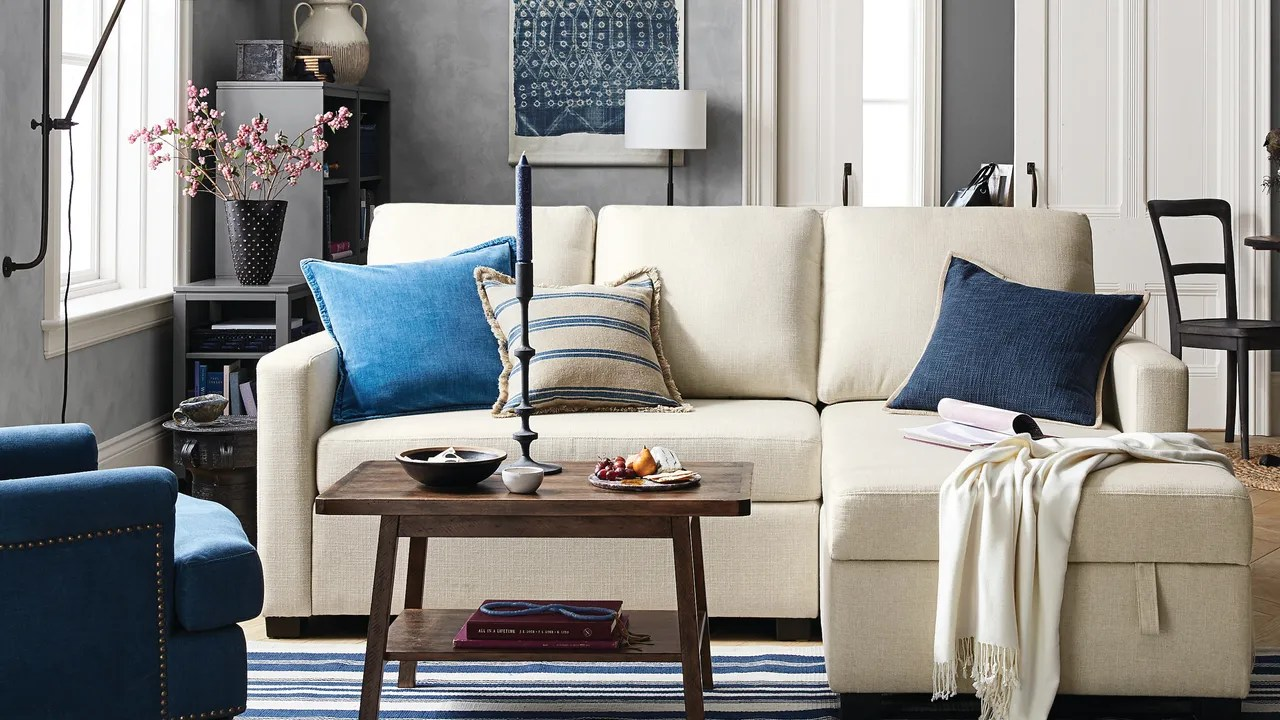Modern Living Room Furniture For Small Spaces 5 Go To Furniture Sources For Small Spaces Architectural Digest
