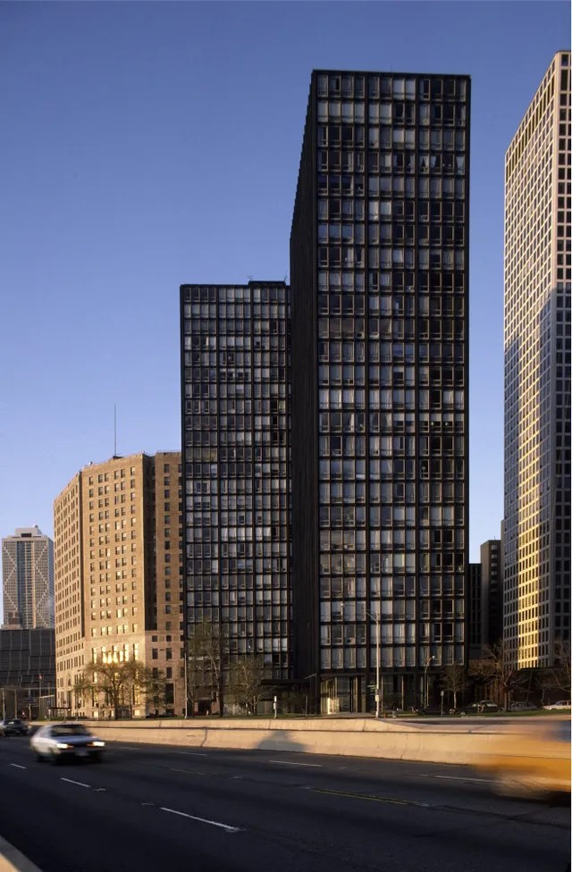 How Chicago Sparked The International Style Of