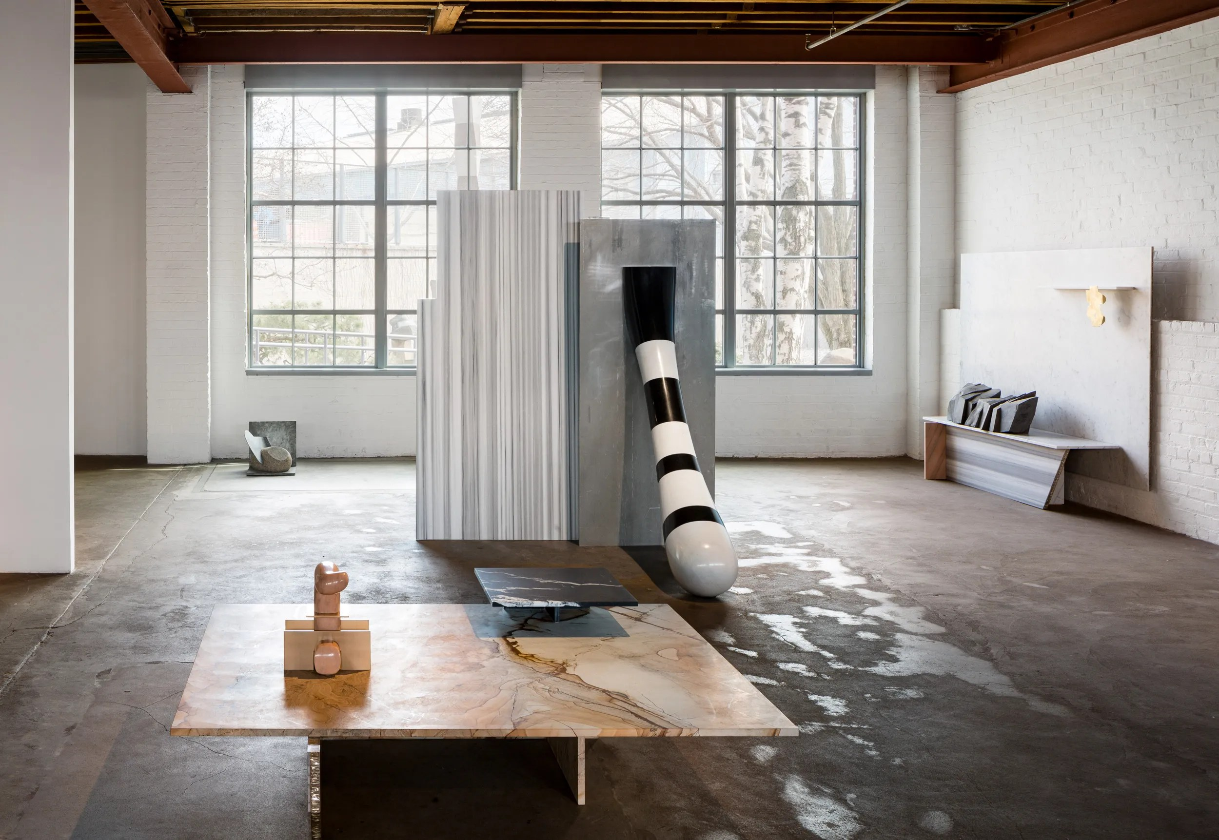 Isamu Noguchi Art And Design Merge In The Noguchi Museum's Latest