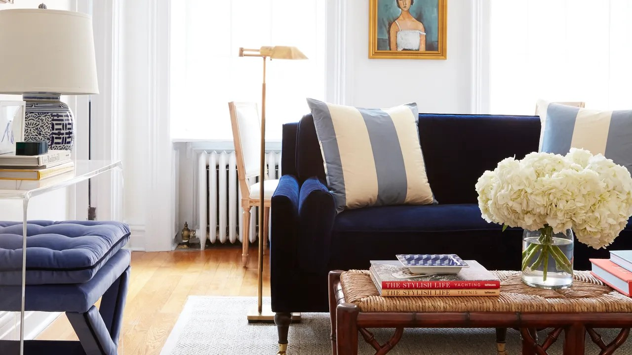 Sofa For Small Living Room 8 Small Living Room Ideas That Will Maximize Your Space