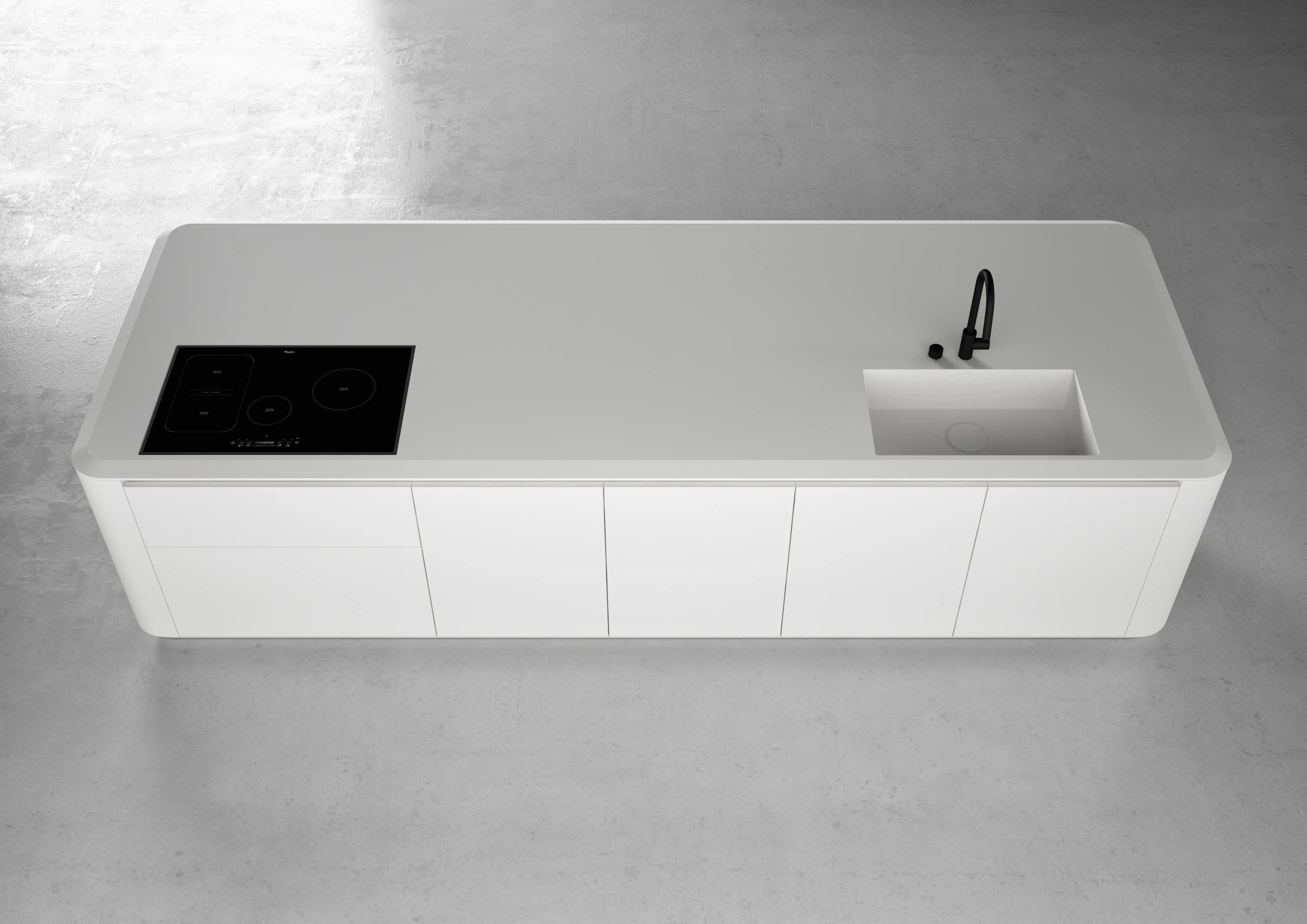 Boffi Cuisine Boffi Releases The Cove Kitchen By Zaha Hadid Design