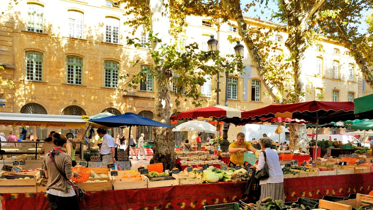 Region De La Provence A Chic Insider S Guide To The Best Of Aix En Provence France