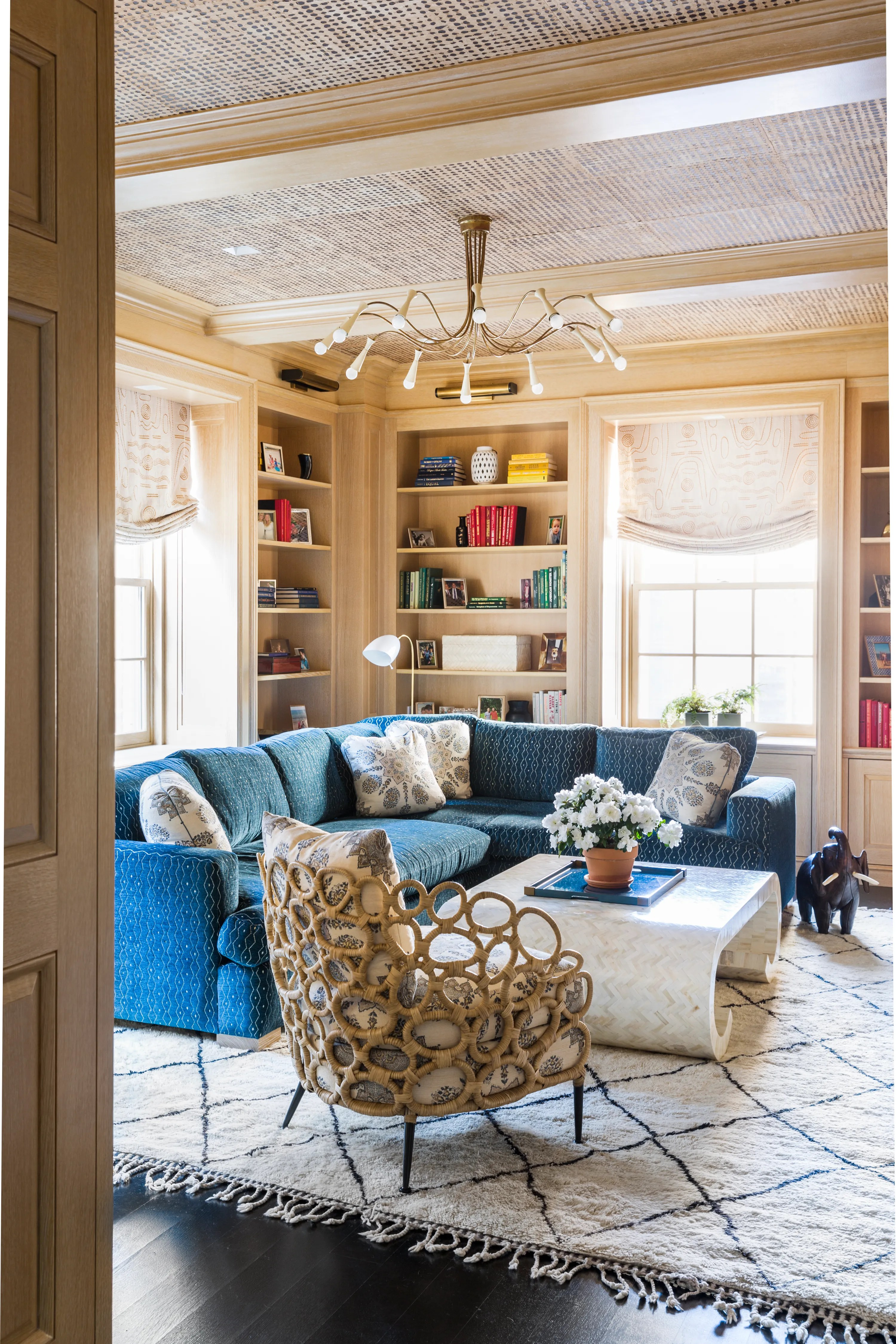 The Best Sofas For Small Rooms Are Sectionals Architectural Digest