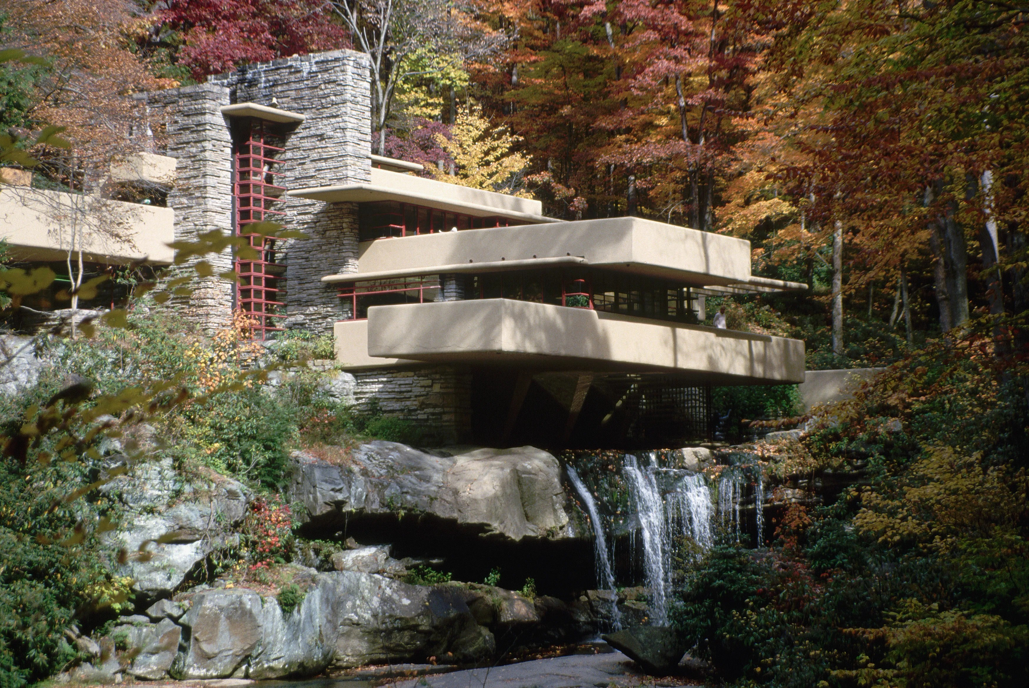 Falling Water House Usa 50 Iconic Buildings Around The World You Need To See Before You