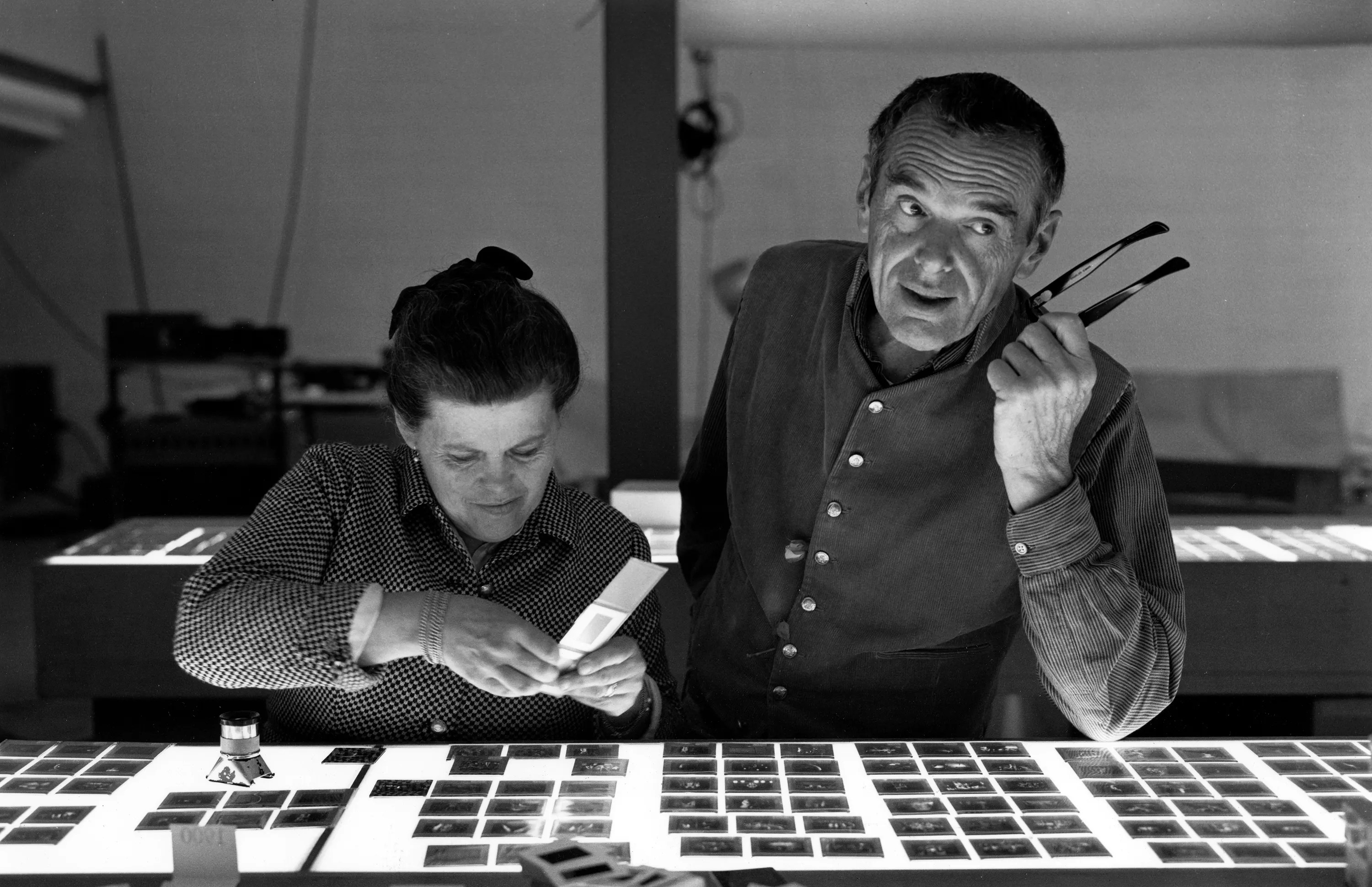 Ray And Charles Eames Growing Up Eames Architectural Digest