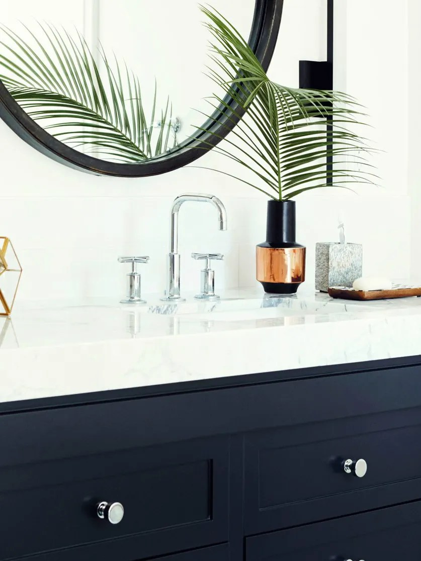 Cut Your Countertop Material Costs In Half With This Design Trick Architectural Digest