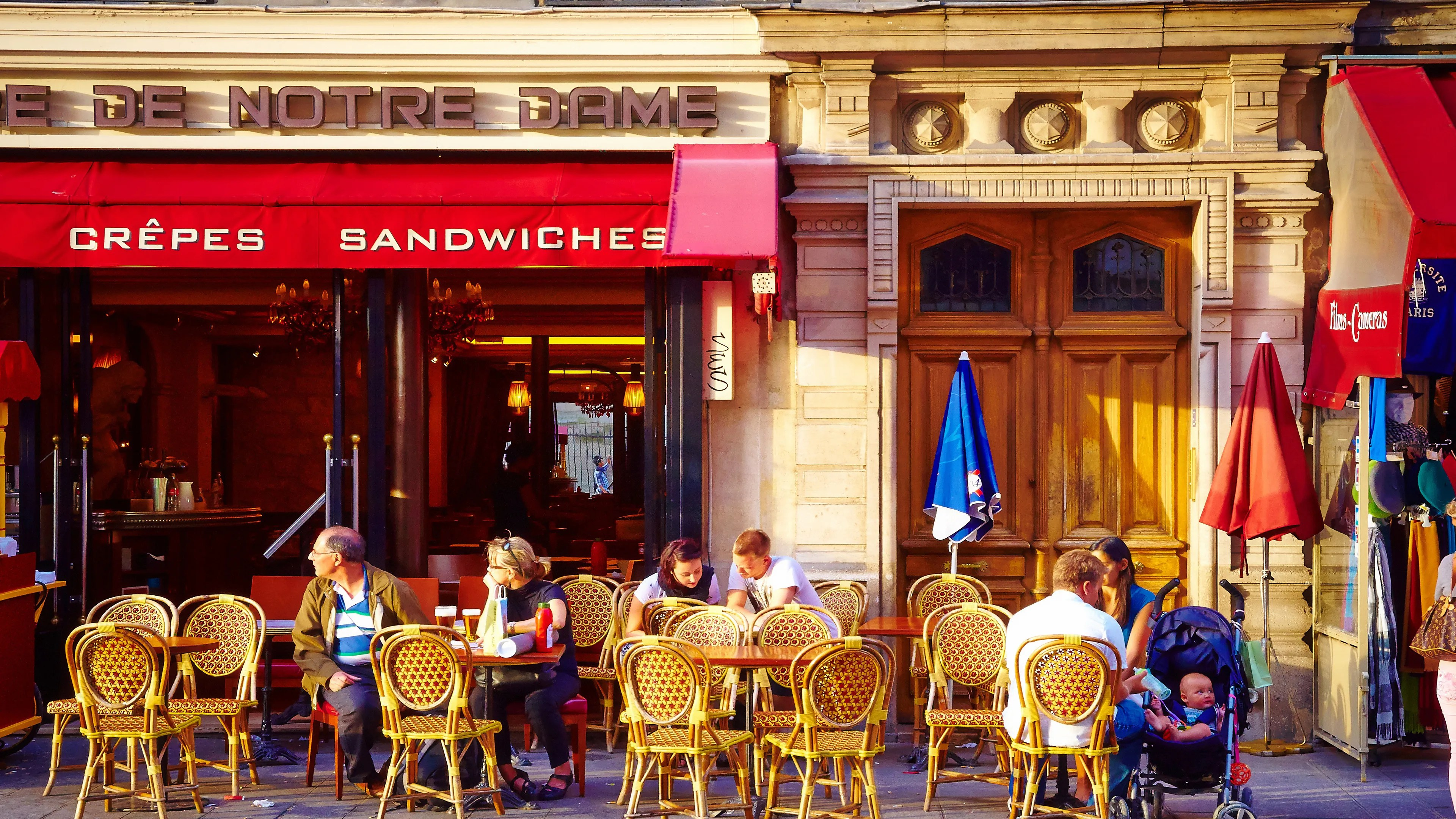 Café Cafés 18 Parisian Cafés You Need To Visit That Will Look Great On