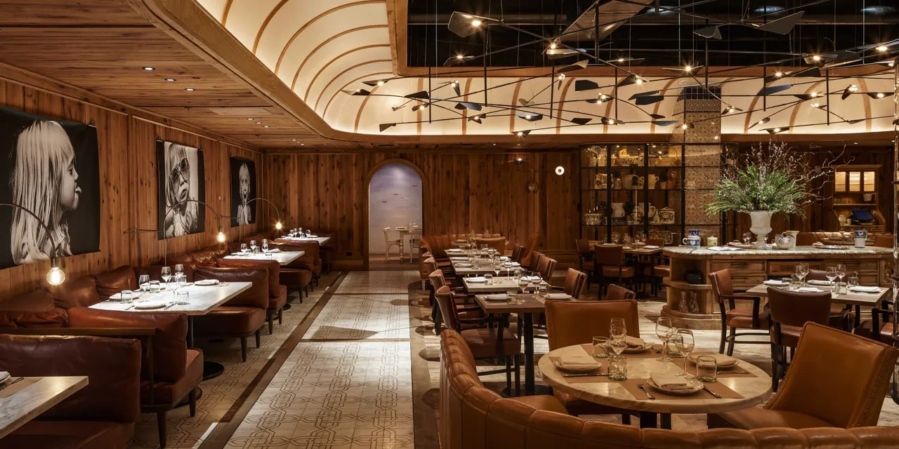 Architecture D'interieur Restaurant The Restaurant Design Trends You Ll See Everywhere In 2018
