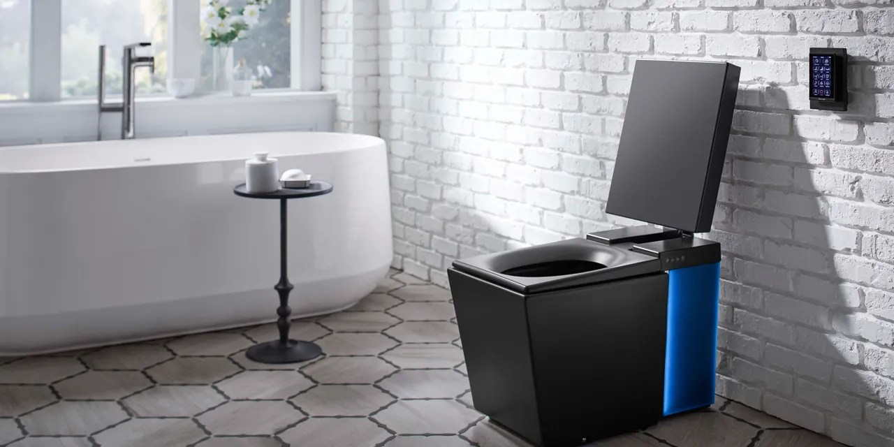 Smart Floor Waste Is Kohler S Smart Toilet The Craziest Launch At Ces