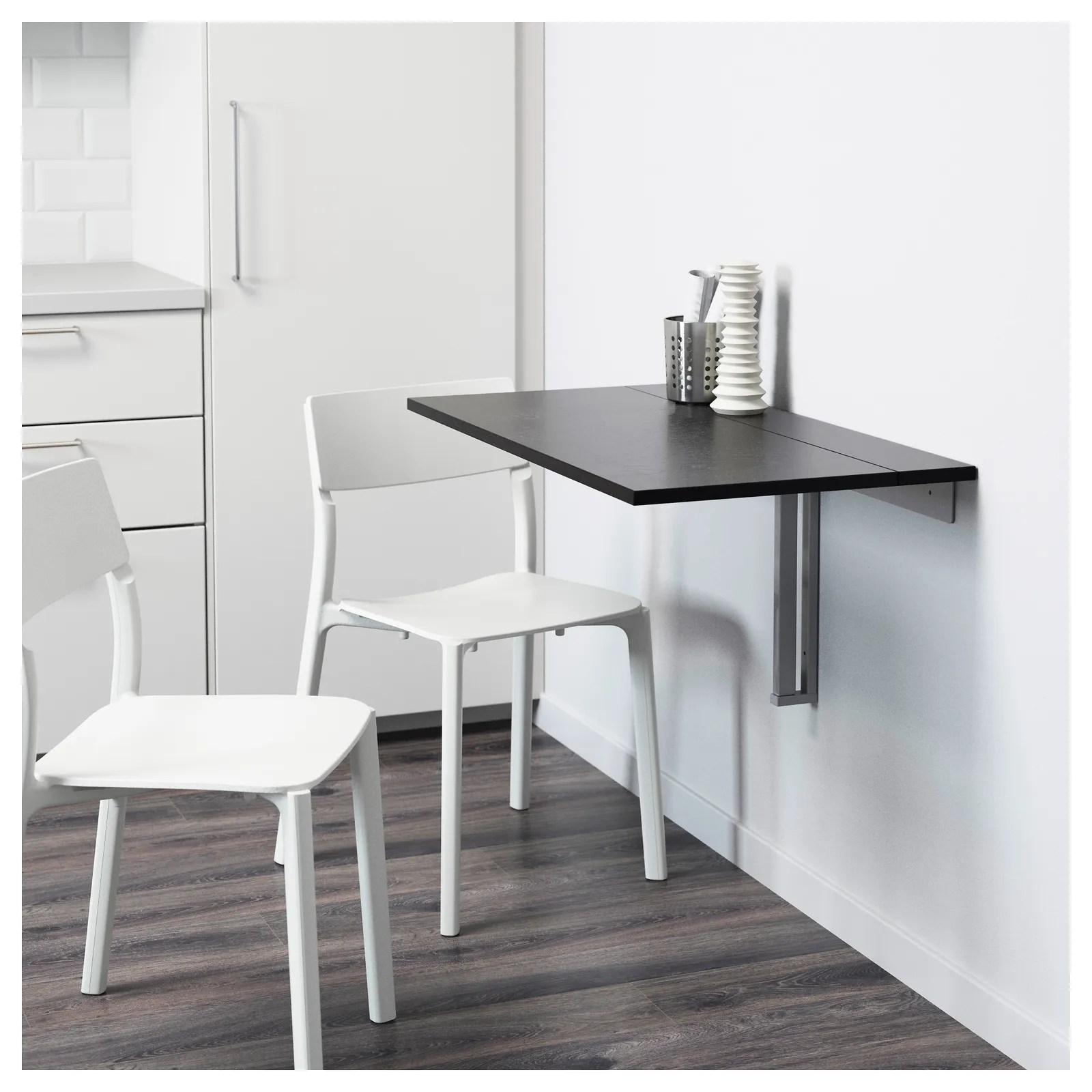 Wall Mounted Desks For Small Spaces Wall Mounted Furniture Is The Secret To Keeping A Small Room