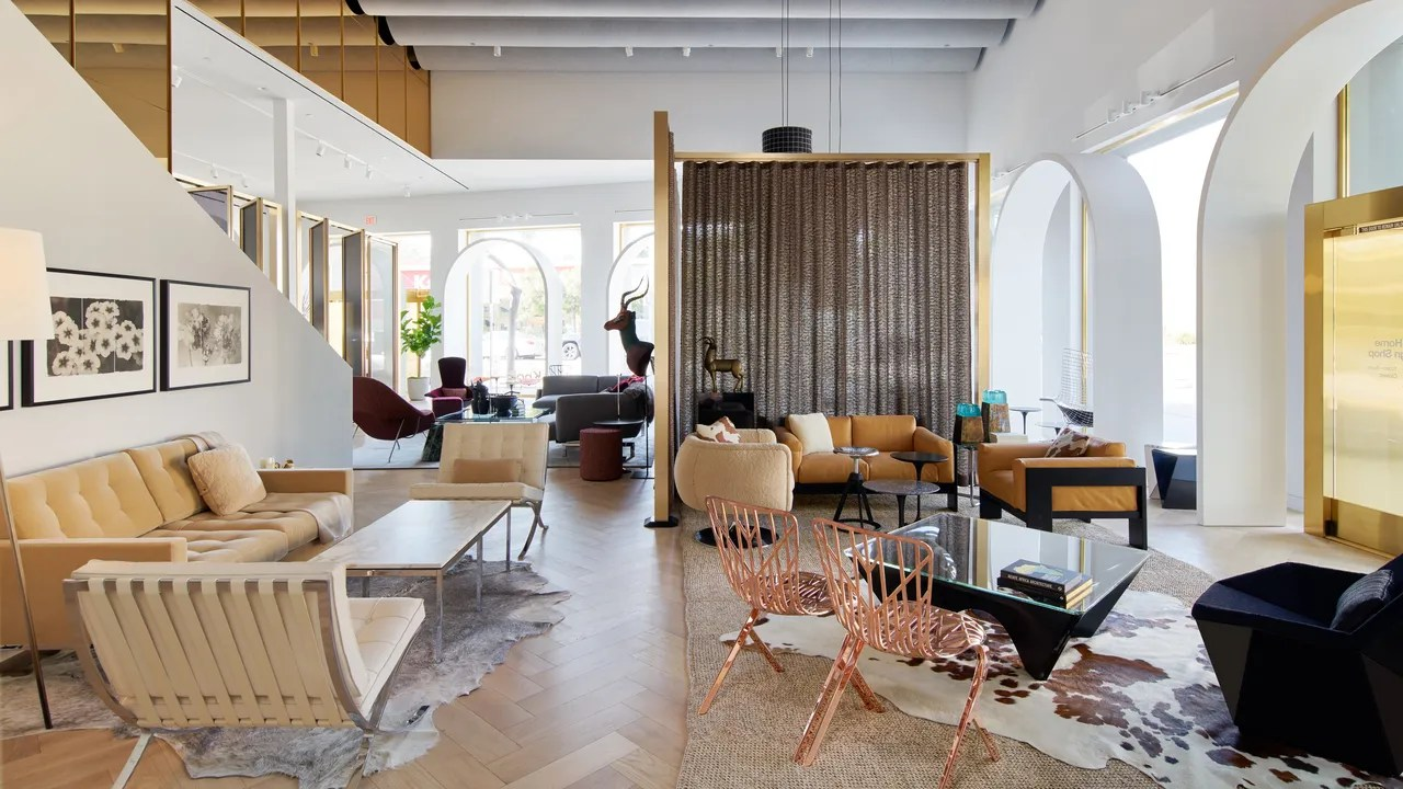 Shop Home Knoll Expands Its Vision With New Los Angeles Home Design Shop